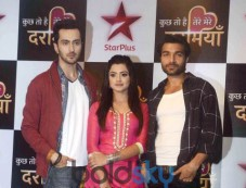 Launch Of Serial Kuch Toh Hai Tere Mere Darmiyaan Photos