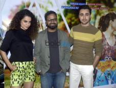 Media Interaction Of Film Katti Batti Photos