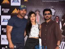Media Meet Of 'Welcome Back' In Delhi Photos