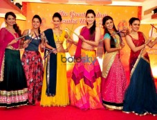 Press Conference Of Country Club's Great Indian Navratri Utsav Photos