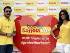Shilpa Shetty,Raj Kundra Participate World Heart Day Photos