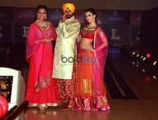 Singh Is Bliing Promotions With JJ Valaya Fashion Show Photos