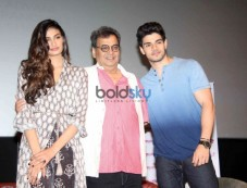 Sooraj & Athiya Shetty Visits Whistling Wood's Celebrate Cinema Fest Photos