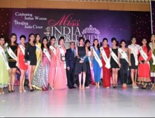 Talent Night Of '24th Miss India Worldwide 2015' Photos