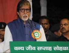 Amitabh Bachchan Appointed As Maharashtra's Tiger Ambassador Photos