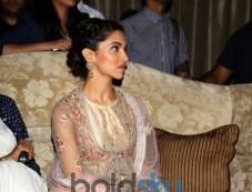 Deewani Mastani Song Launch By Deepika Padukone Photos