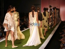 Designer Anand Bhushan & Dev R Nil Show At AIFW Photos