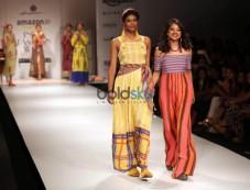 Designer Anupamma Dayal Show At AIFW Photos
