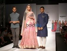 Designer Ashish, Viral And Vikrant Show At AIFW Photos