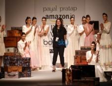 Designer Payal Pratap Show At AIFW Photos