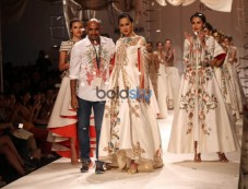 Designer Samant Chauhan Show At AIFW Photos