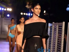 Designer Shivan And Naresh Show At AIFW Photos
