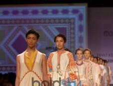 Designer Tanvi Kedia & Rasa Jaipur Show At AIFW Photos