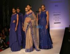 Designer Vineet Bahl, Rabani and Rakha Show At AIFW Photos