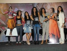 First Look Launch Of 'Angry Indian Goddess' Photos