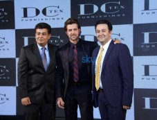 Hrithik Roshan Launches Dctex New Furnish Collection Photos