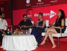 Radhika Apte At Fame Stars Event Photos