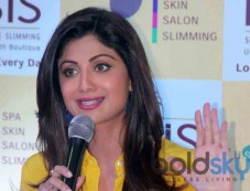 Shilpa Shetty At IOSIS Event Photos