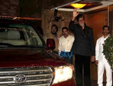 Aaradhya Bachchan's Birthday Celebration At Pratiksha Photos