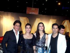 Dilwale Trailer Launch With Cast And Crew Photos