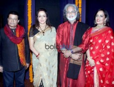 Hema Malini Launch Meera Bhajan's Album 'Main Hoon Meera' Photos