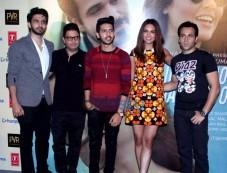 Launch Of Emraan Hashmi And Esha Gupta's Song Photos