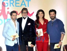 Launch Of Shilpa Shetty's Book The Great Indian Diet Photos
