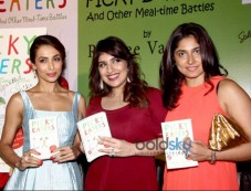 Malaika Arora Khan Launches Rakhee Vaswani's Book Picky Eaters Photos