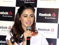 Nargis Fakhri At Launch Of Reeboks Latest Fit Hub Store Photos