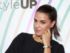 Neha Dhupia At Launch Of Jawbone Fitness Bands Photos