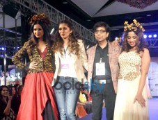 Celebrities Participate Fund Raising Fashion Show Photos