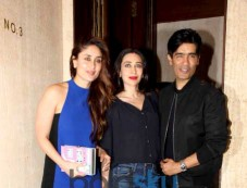 Kareena Kapoor, Alia Bhatt & Shilpa Shetty Grace Manish Malhotra's Birthday Bash Photos