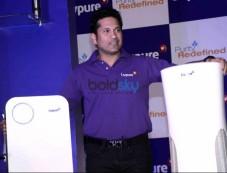 Sachin Tendulkar Launches Livpure Water Purifier Photos