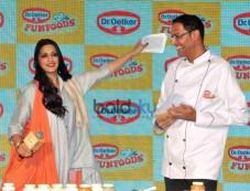Sonali Bendra At Fun Foods Promotional Event Photos