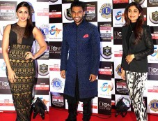 Celebs Grace The 22nd Lions Gold Awards 2016 Photos