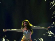 Jacqueline Fernandez Performs At The Opening Ceremony Of 36th ARC Photos