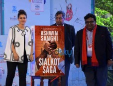 Kajol Attended Jaipur Literature Festival Photos