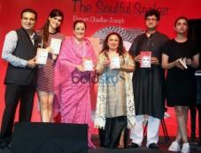 Kriti Sanon And Parineeti Chopra Launches Punam Chadha Joseph's Book The Soulful Seeker Photos