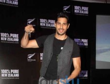 New Zealand Tourism New Campaign With Sidharth Malhotra Photos