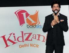 Shahrukh Khan At Launch Of KidZania India Photos