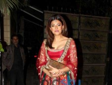 Sushmita Sen Spotted At Bandra Photos