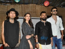 Aditi Rao Hydari Spotted At Launch Of Music Video Aarachaar Photos