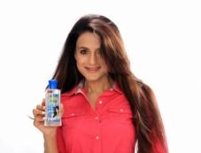 Ameesha Patel Shoots For Pioneer Jasmine Hair Oil Photos