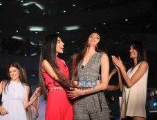 Athiya Shetty At The Launch of Clothing Brand Arabella Photos