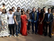 Bollywood Celebs Attend Salman's Sister Arpita Khan's Baby Shower Ceremony Photos