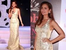Esha Gupta Attended Grand Finale Of Fbb Femina Miss India 2016 Photos