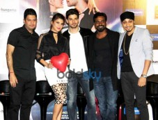 Jacqueline Fernandez At Unveiling Of Video Song From Film GFBF Photos