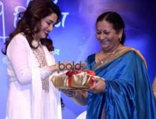 Madhuri Dixit Releases Lalita Tamhanes Book Photos