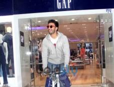 Ranveer Singhs Befikre Avatar At GAP Store Launch Photos