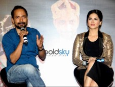 Sunny Leone Launch A Quirky Anti Smoking PSA Film Photos